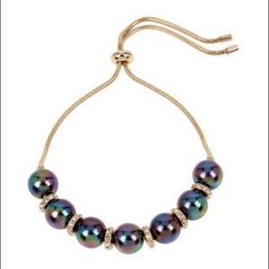 💫Kenneth Cole | Pearl Slider Bracelet